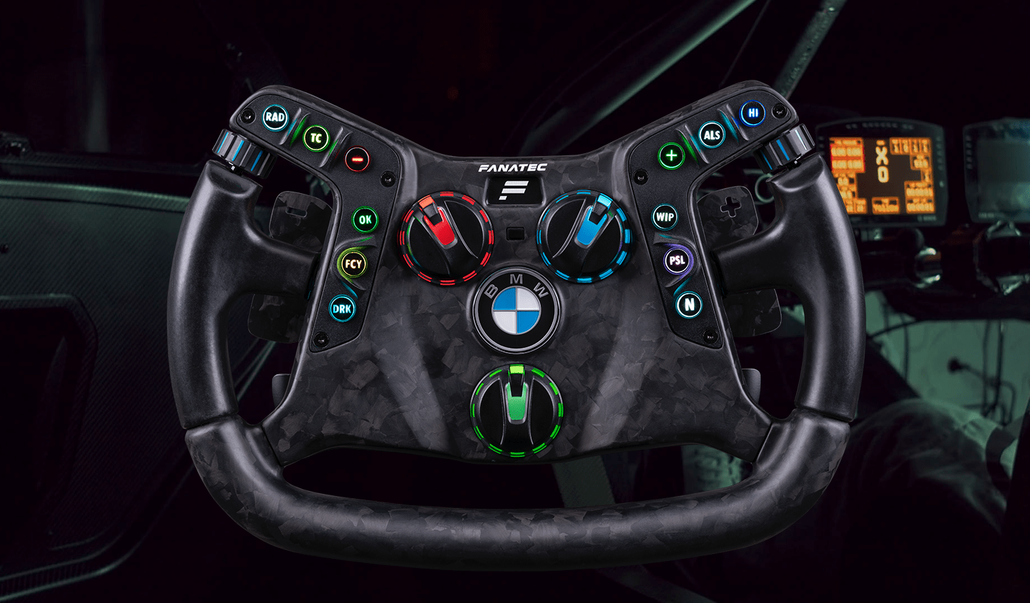 volant Fanatec BMW M4 GT3